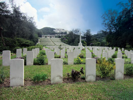 A Look at Hong Kong's Military Cemeteries